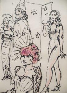 2015-11-26 Dr Sketchy Bellevilloise (14).JPG
