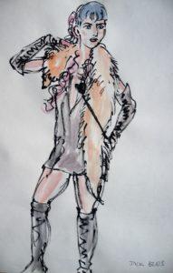 2016-02-26 Dr Sketchy – Vénus à la fourrure (1).JPG