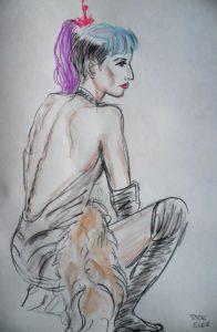 2016-02-26 Dr Sketchy – Vénus à la fourrure (3).JPG