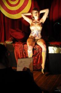 Cirque rétro