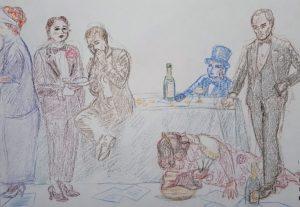 2017-04-29 Dr Sketchy – Dr Mabuse au Cirque électrique – 04.jpg