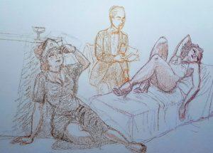 2017-04-29 Dr Sketchy – Dr Mabuse au Cirque électrique – 10.jpg