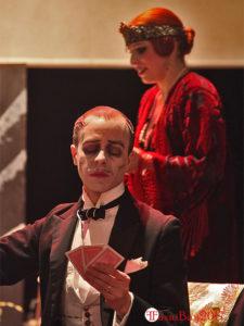 Dr. Mabuse, photo par François Fasnibay